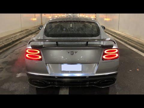 Ce que je DÉTESTE sur ma Bentley Continental GT SUPERSPORTS !!