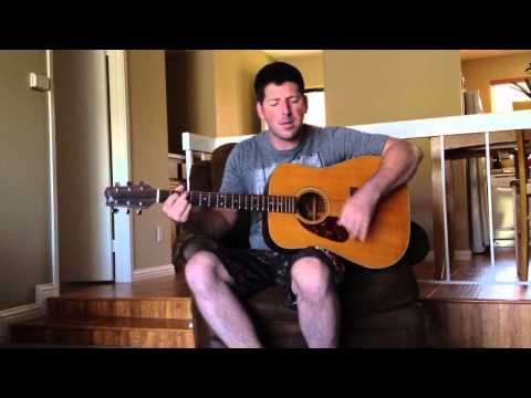 """By Your Side"" Tenth Avenue North LIVE acoustic cover by Matthew Corbett Davis"