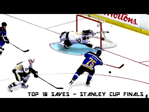 Stanley Cup Finals - Top 10 Saves (2016 NHL Gaming Playoffs)