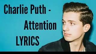 Charlie Puth  -  Attention  (Cover by J.Fla)