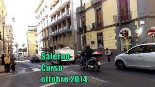 Salerno centro Corso 27.10.2014 città viva e bella!