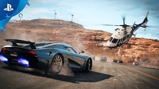 Download Need for Speed Payback - PS4 Gameplay Trailer | E3 2017