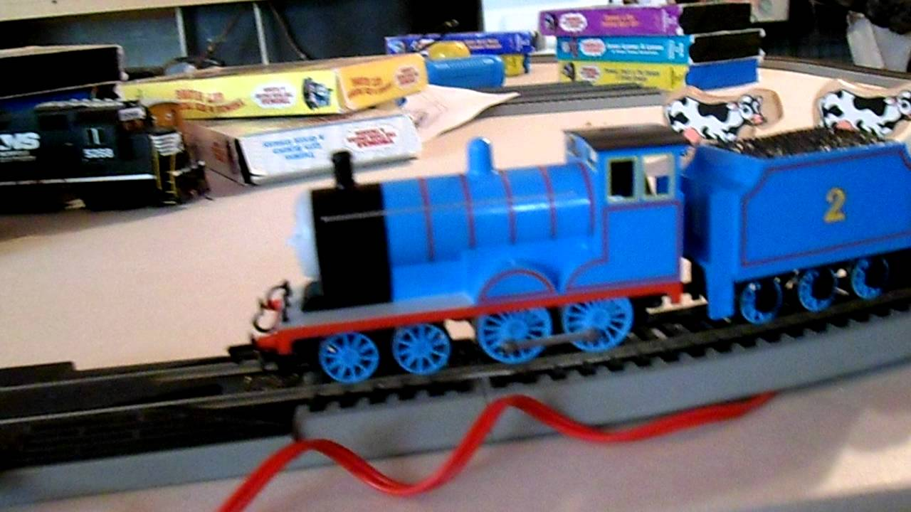 bachmann edward review and run youtube