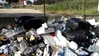 Discarica abusiva di rifiuti nei pressi dell'ex Zuccherificio del Molise