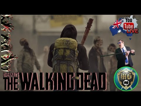 Overkill's The Walking Dead 🔴 We Got A Code For The Beta - Lets Kill Some Zeds thumbnail