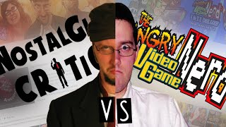 Why Many Still Like AVGN and Hate Nostalgia Critic