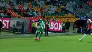 Nacional vs. Junior (1-0) | Liga Aguila 2018-II | Fecha 16