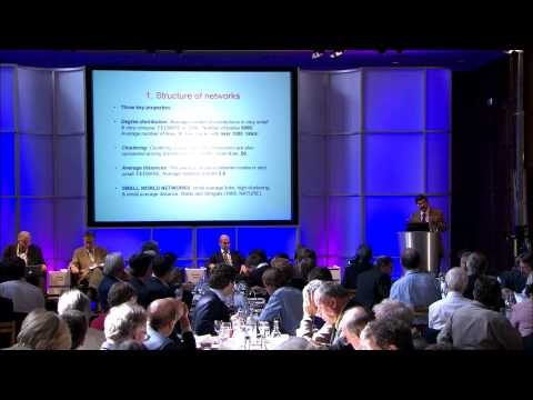 Sanjeev Goyal - Networks Origins, systemic risks, public policy