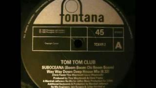 Tom Tom Club - Suboceana (Marshall Jefferson remix)