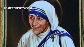 Tháng 9 năm 2016: Mẹ Têrêsa thành Calcutta được phong hiển thánh