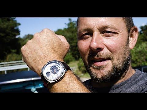 Das ultimative Weihnachtsgeschenk: Armbanduhren, hergestellt aus ausgemusterten Ford Mustang-Fahrzeugen