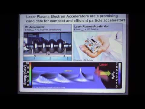 Next Generation Scientific Lasers: A New Era of Capabilities and Applications by  Constantin Haefner