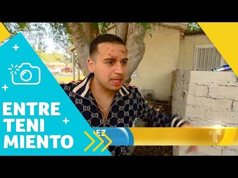 Jesús Ortiz denunció haber sido víctima de abuso policial | Un Nuevo Día | Telemundo