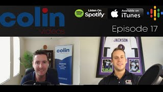 Colin Videos 17: Building a large real estate businesses in Baltimore with Alexander Cruz.