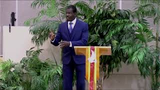 20210529 - The Church's Only Agenda: Pastor Jason Williams