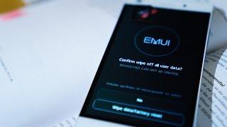 Huawei P8-Serie richtig zurücksetzen Video