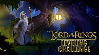 The Lord of the Rings WoW Leveling Challenge: Episode 1 - So it begins...