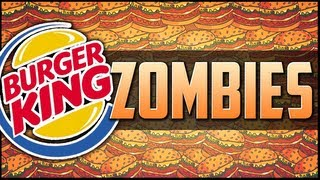 BURGER KING ZOMBIES ★ Left 4 Dead 2 (L4D2 Zombie Games)