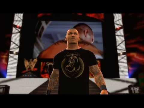 WWE 2K14 - Прохождение pt2