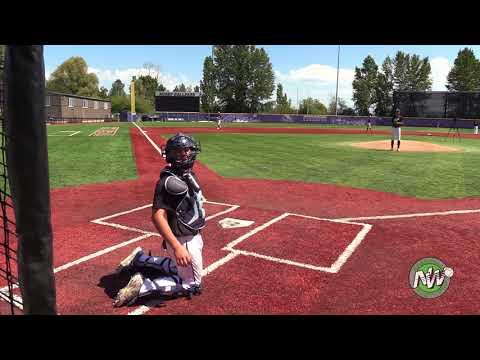 Colin Curry — PEC - LHP - Redmond HS(WA) -July 5, 2017
