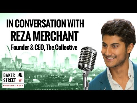 #011 - Reza Merchant - The Largest Shared Living Scheme In The World !