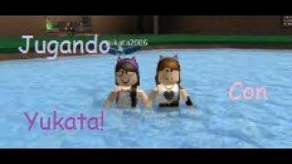 La mas noob. Epic Minigames con Yukata- Aki Roblox