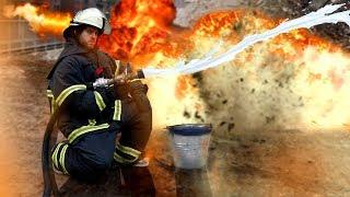 Häuser können nicht brennen! - Florentins Praktikum bei der Feuerwehr Hamburg