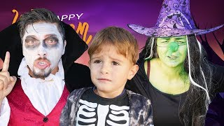Halloween Song Spanish Version, Infantiles Espanyol  LETSGOMARTIN