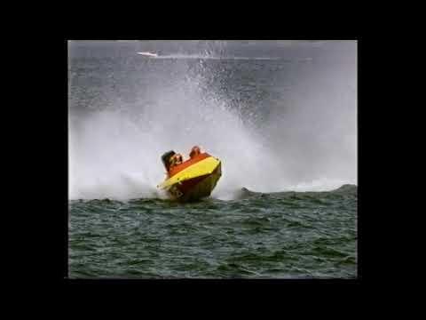 Offshore Circuit Racing -1995 Tough Times