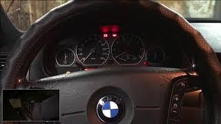 Как сделать сброс адаптации АКПП BMW к заводским установкам?