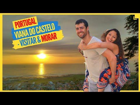 PORTUGAL, A Melhor Cidade Para Morar Em 2019 (Viana do Castelo)