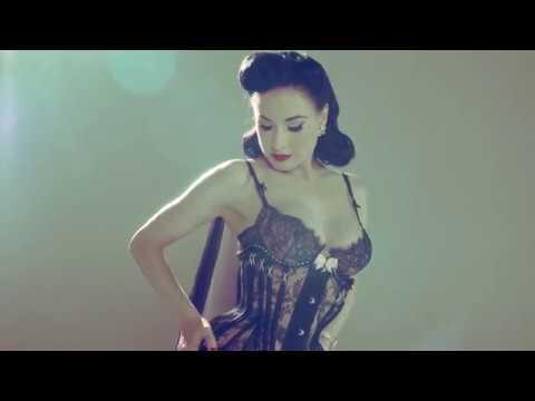 56d8fc9796e Dita Von Teese on Collecting Erotica (Sotheby s) - YouTube