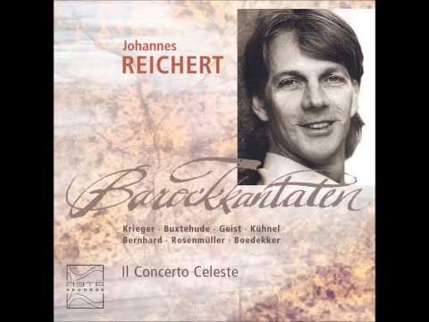 Johannes Reichert - Ecce Nunc Benedicite