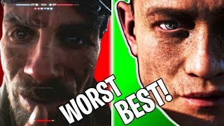 RANKING EVERY REVEAL TRAILER IN BF HISTORY FROM WORST TO BEST! | Battlefield