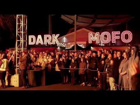 The University of Tasmania at Dark Mofo