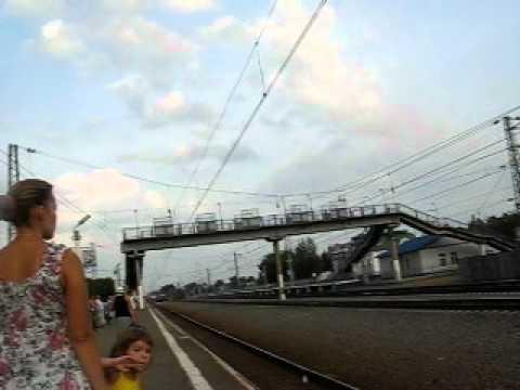 Дорога Струнино - Москва 2
