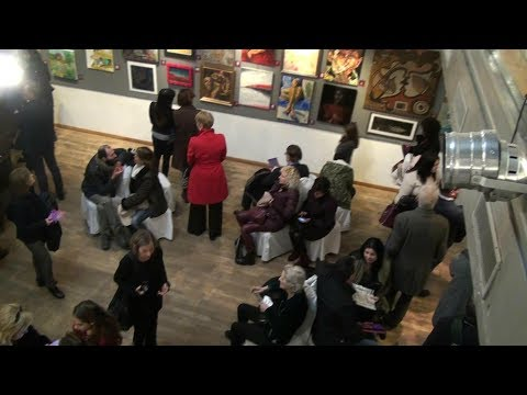 Artexpo Winter Rome 2018 il vernissage