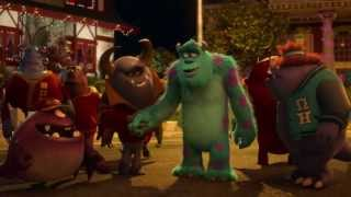 """Monsters University """"ROR Material"""" Clip"""
