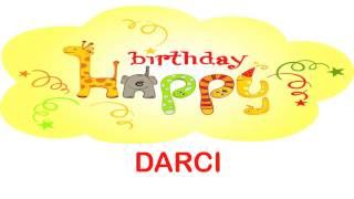 Darci   Wishes Birthday