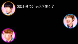 【文字起こし】100問を目指せ!小瀧藤井 thumbnail
