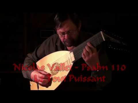 Nicolaes Vallet - Psalm 110, Le Tout Puissant