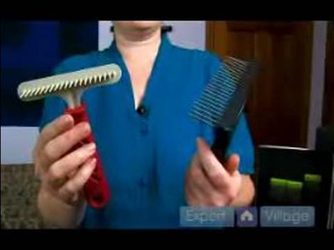 Long Haired Dog Grooming Tools : Rake Dog Grooming Tool