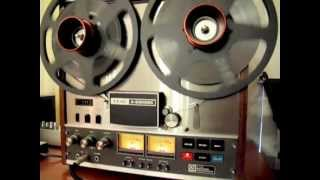 Teac A-3300SX 2Track Master Recorder 15ips