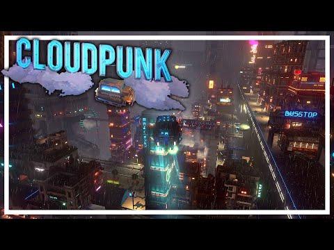 CLOUDPUNK Gameplay Español Ep 1-  El Contrabandista Cyberpunk