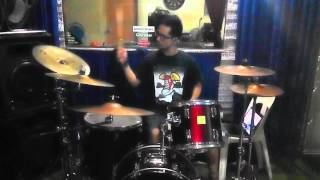 Lamb of God   Set to Fail (Drum Cover)