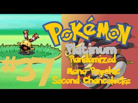 Pokemon Platinum Second Chancelocke Episode 37: Steven Stone in Sinnoh