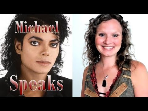 Channeling Michael Jackson's Spirit | PART 1 | A Creative Feminine Spirit