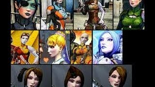 Borderlands 2: All Siren Head and how to get them