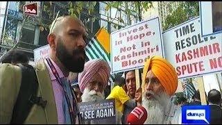 Mahaaz 2 0ctober 2016 - Sikh Khalistan Movement in US Bashing India