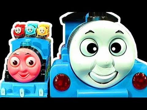 Thomas Tank Dark Side Knock Off Toys Ep5 In The Nightmare Garden Of Mayhem